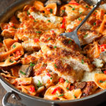 Louisiana Chicken Pasta Cheesecake Factory copycat