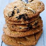 Oreo Chunk Chocolate Chip Cookies