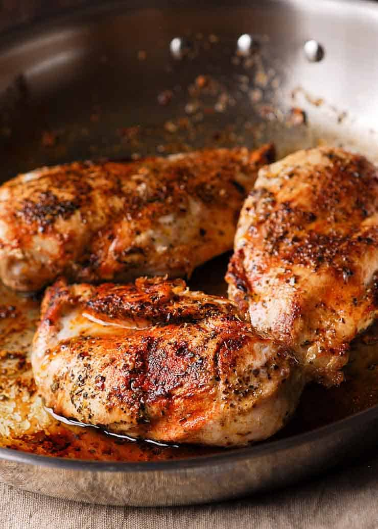 How to make the best seared chicken