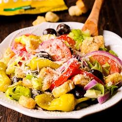 Olive Garden Copycat Salad What 39 S In The Pan