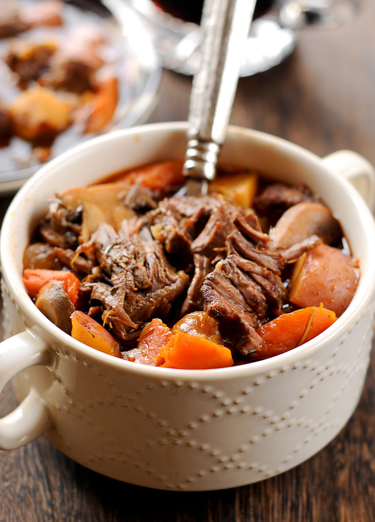 Instant Pot Irish Beef and Guinness Stew