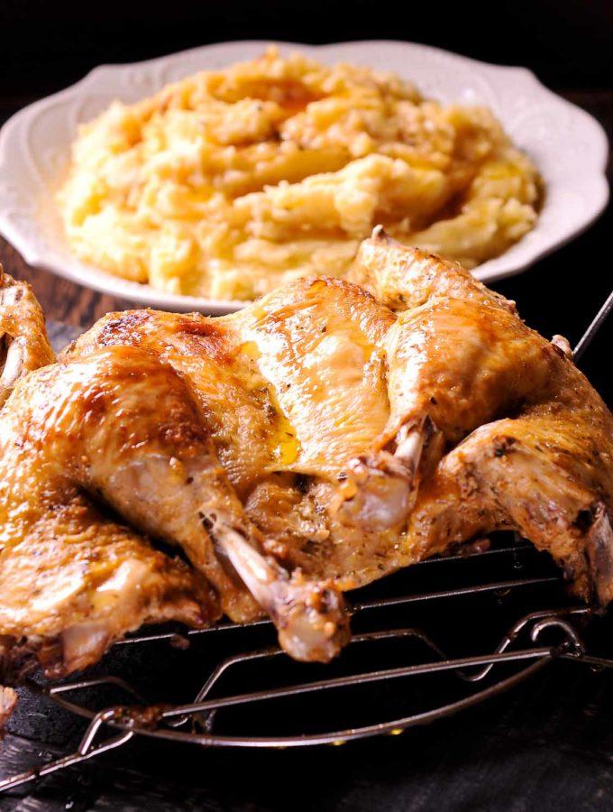 Spatchcock Chicken Instant Pot