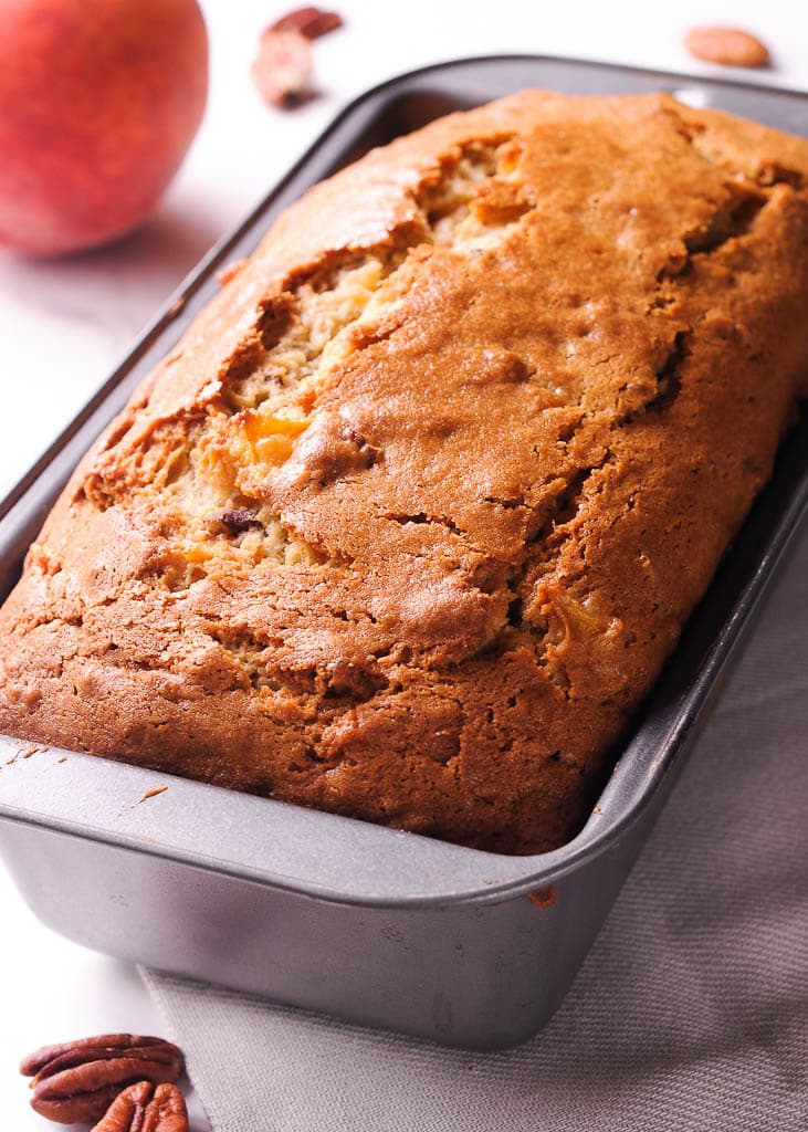 Quick Peach Bread