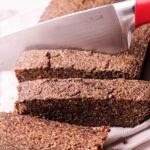 Gluten Free Quinoa Chia Bread
