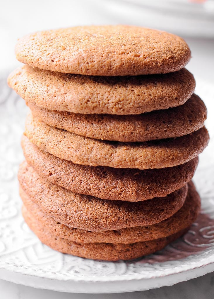 Amaranth Spice Cookies