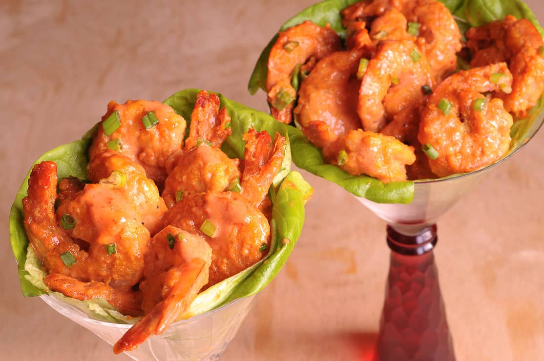 Dynamite Shrimp Appetizer