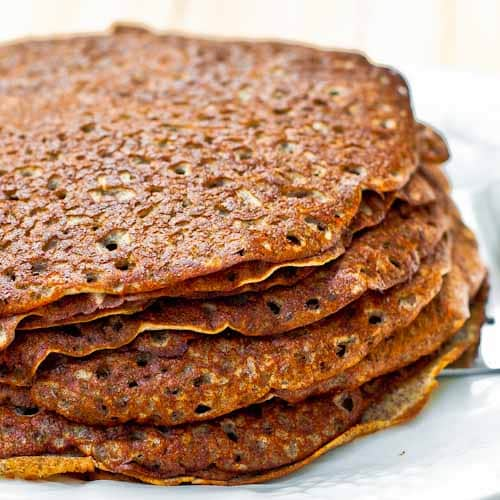 Homemade Buckwheat Crepes Gluten Free What S In The Pan