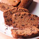Gluten free chocolate chip bread