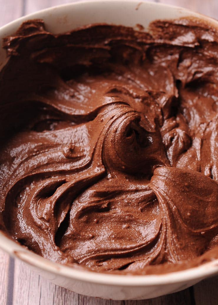 Homemade Chocolate Frosting What S In The Pan