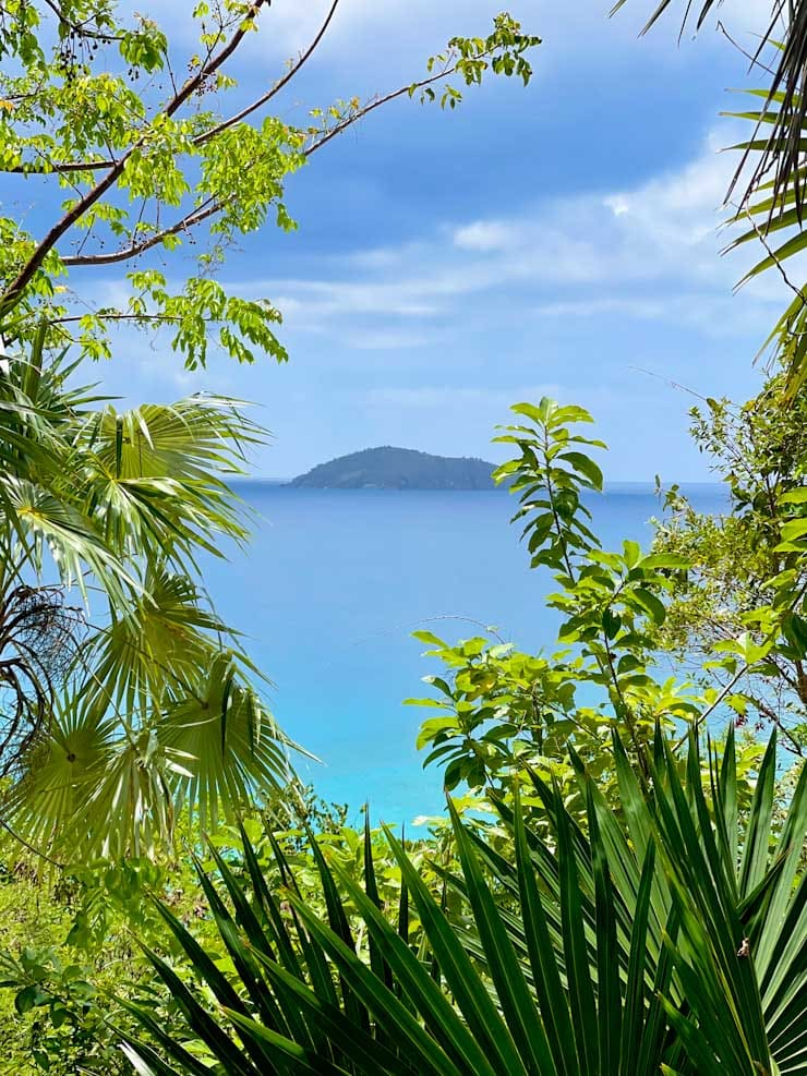 Hidden Beaches of St. Thomas